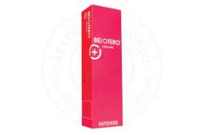 BELOTERO® INTENSE w/ Lidocaine 25.5mg/ml, 3mg/ml 1-1ml prefilled syringe