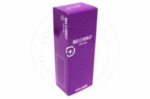 BELOTERO® VOLUME w/ Lidocaine 1mL 2 pre-filled syringes
