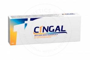 CINGAL®  1-4ml prefilled syringe