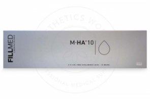 FILLMED® M-HA 10 10 mg/ml 3-3ml pre-filled syringes