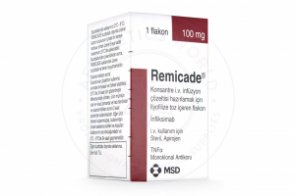 REMICADE® Non-English 100mg 1-100mg vial