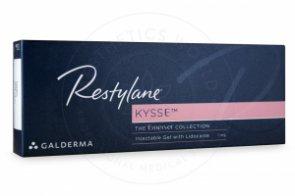RESTYLANE™ KYSSE™ 0,3% LIDOCAINE 1mL 1 pre-filled syringe
