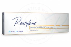 RESTYLANE® SKINBOOSTERS™ VITAL LIGHT 12mg/ml 1-1ml prefilled syringe