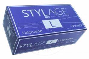 STYLAGE® L w/Lidocaine 24mg/ml, 3mg/ml 2-1ml prefilled syringes