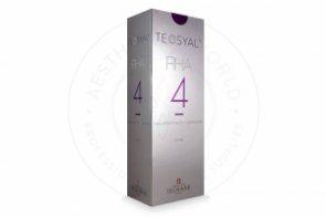 TEOSYAL® RHA4 23mg/ml, 3mg/ml 2-1ml prefilled syringes